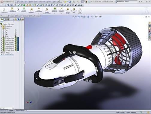Mechanical Product Design