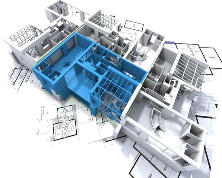 Building Information Model Bim Architectural Design