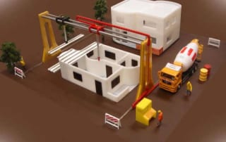 Australian Design and drafting Services 3D printing house to build in 20 hours! 5