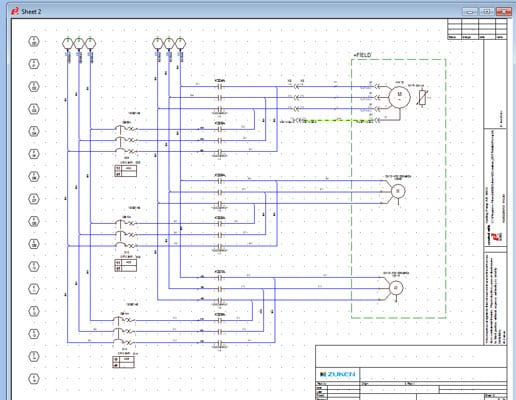 Electrical Drafting services