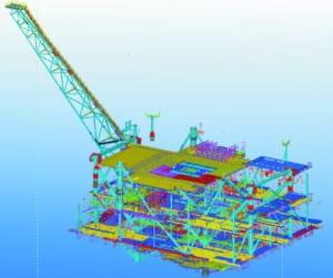 steel structure analysis