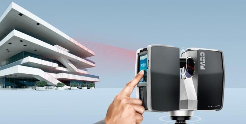 3d scanning process 3d model